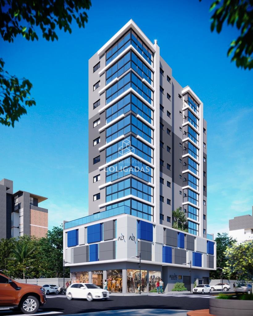 Fachada Alure Edifício