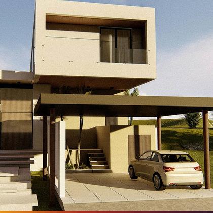 Empreendimentos - Condomínio Residencial Horizontal.