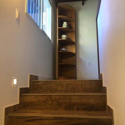 Escada quarto