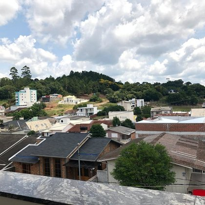Vista Norte da cidade
