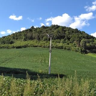 Area de terra na RS - 324 Proximo ao Trevo de Camargo e Vila Maria