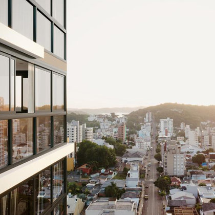 Lançamento Edifício Alure -  Financiamento em 60 meses direto com a construtora.