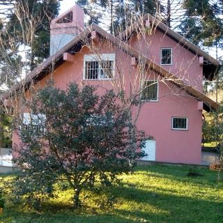 Vista casa lateral